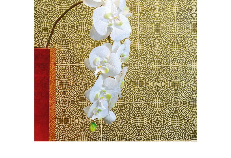Flower mettalic surface sonite innovative surfaces treniq 3