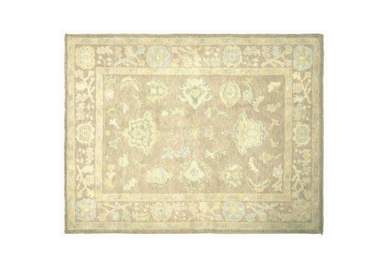 Anatolian oushak rug vintage iii nalbandian treniq 1