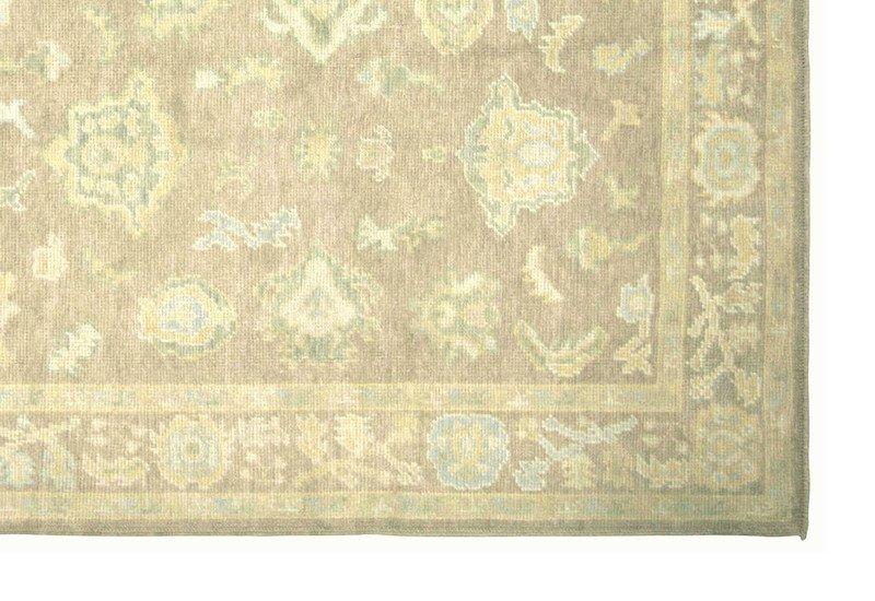 Anatolian oushak rug vintage iii nalbadian treniq 2