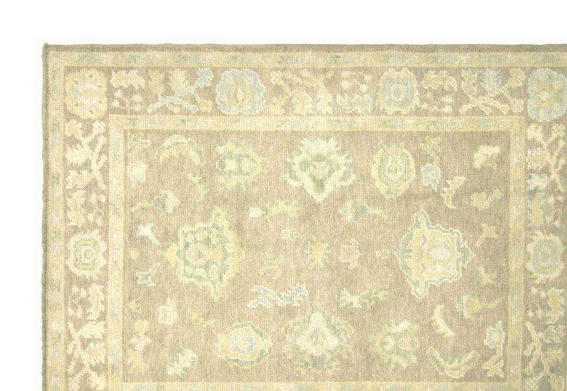 Anatolian oushak rug vintage iii nalbandian treniq 3