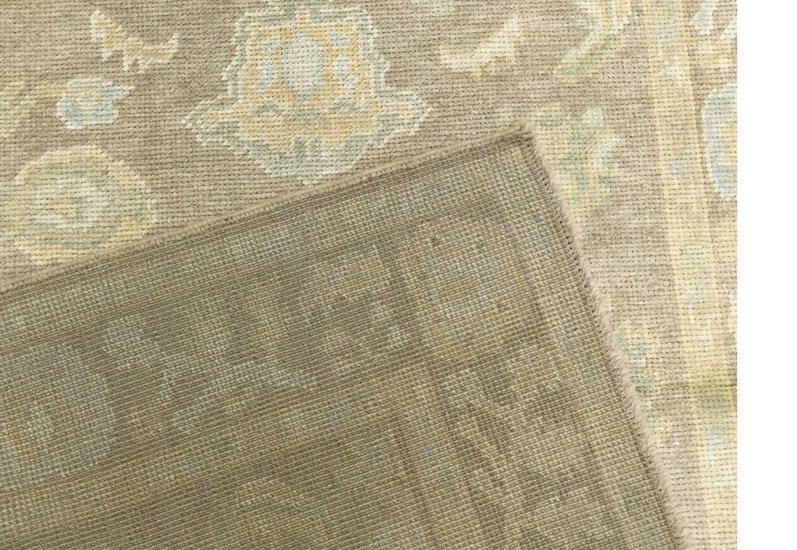 Anatolian oushak rug vintage iii nalbandian treniq 5