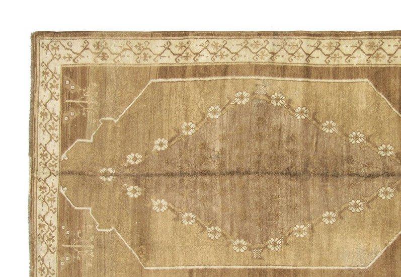 Anatolian oushak rug vintage v nalbandian treniq 3