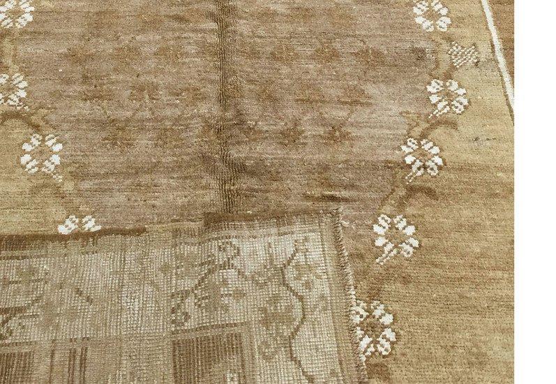 Anatolian oushak rug vintage v nalbandian treniq 5