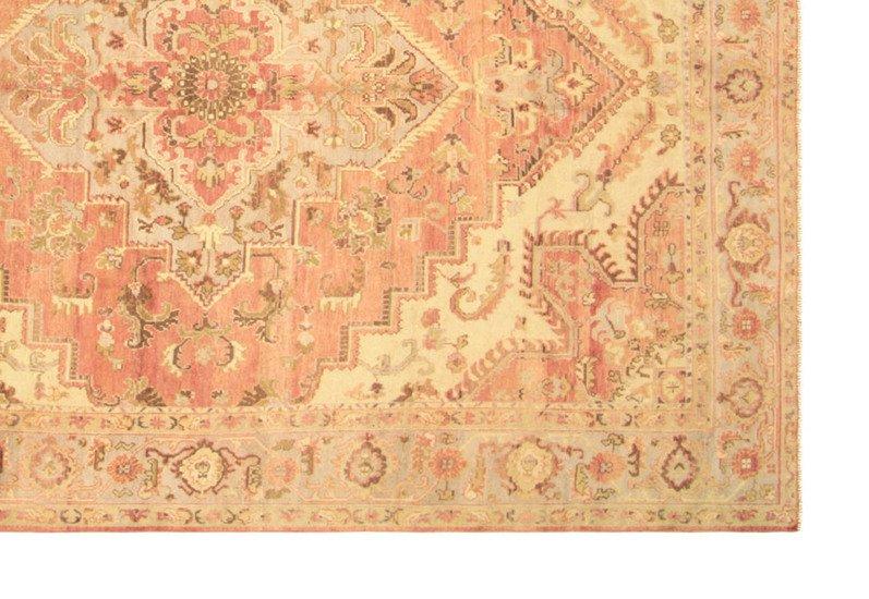 Anatolian oushak rug vintage vii nalbandian treniq 2