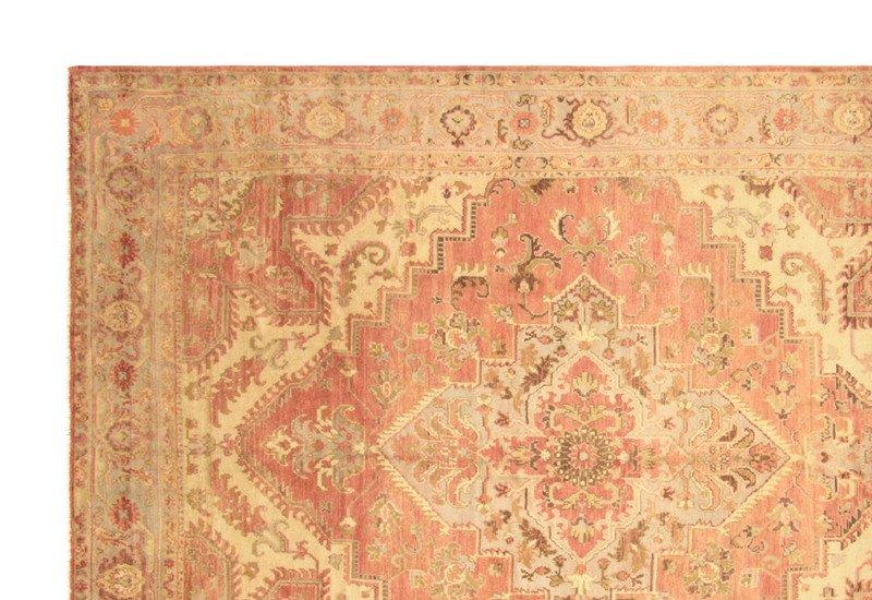 Anatolian oushak rug vintage vii nalbadian treniq 3
