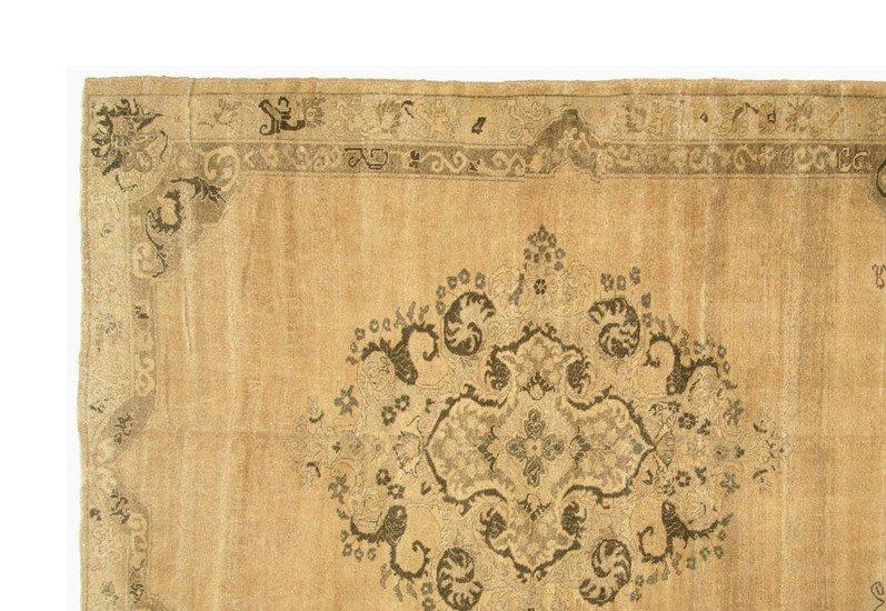 Anatolian oushak rug vintage viii nalbandian treniq 3