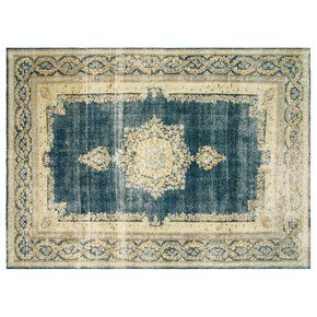 Distressed Persian Carpet - Nalbadian - Treniq