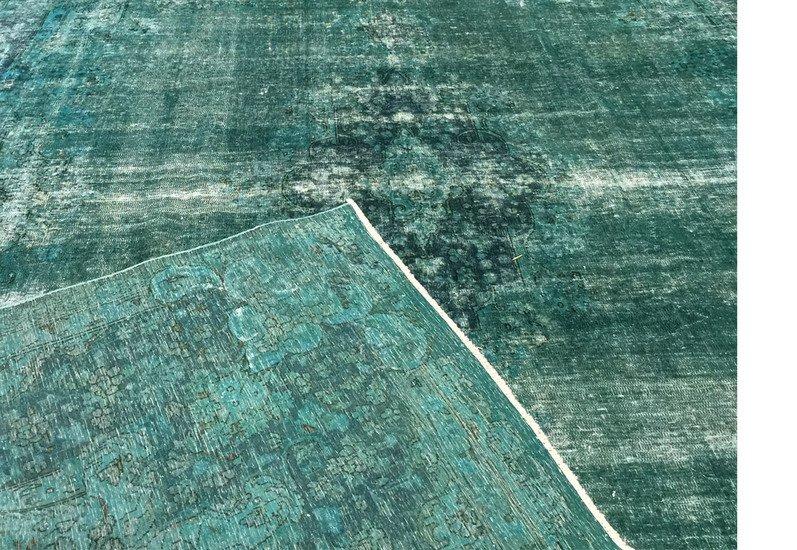 Persian overdyed carpet nalbandian treniq 5