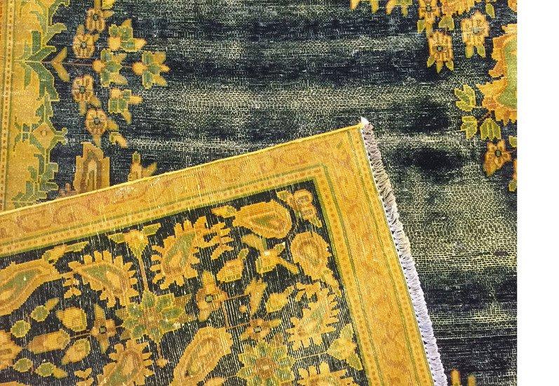 Persian overdyed carpet ii nalbandian treniq 5