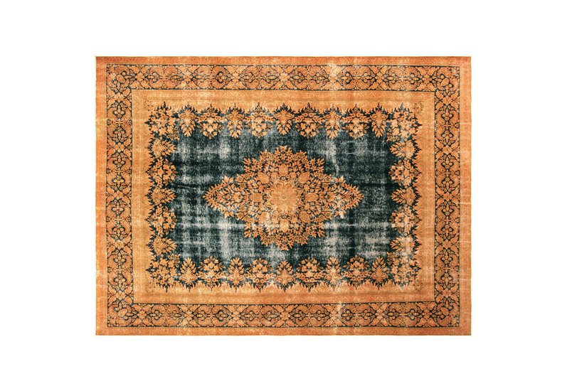 Persian overdyed carpet v nalbandian treniq 1