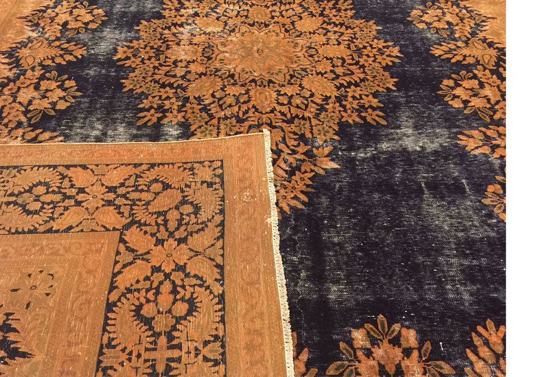 Persian overdyed carpet v nalbandian treniq 5