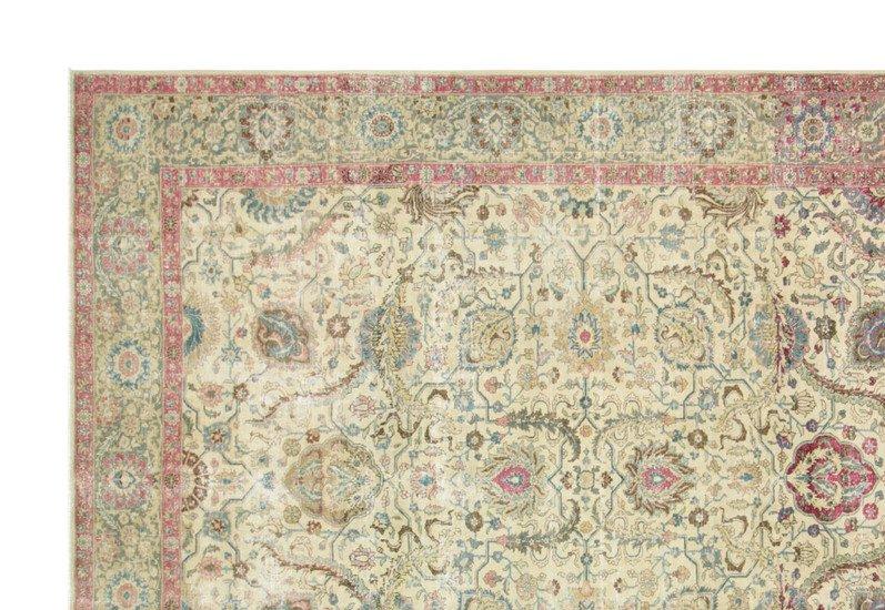 Persian tabriz carpet nalbandian treniq 3