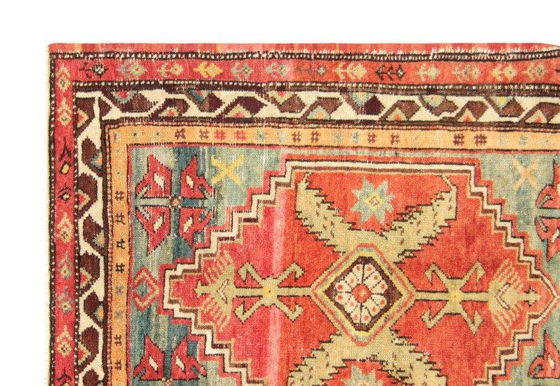 Turkish oushak rug nalbandian treniq 3