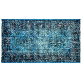 Turkish Overdyed Carpet - Nalbadian - Treniq