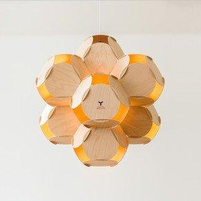 8 Cell Ceiling Lamp - Jaanus Orgusaar - Treniq
