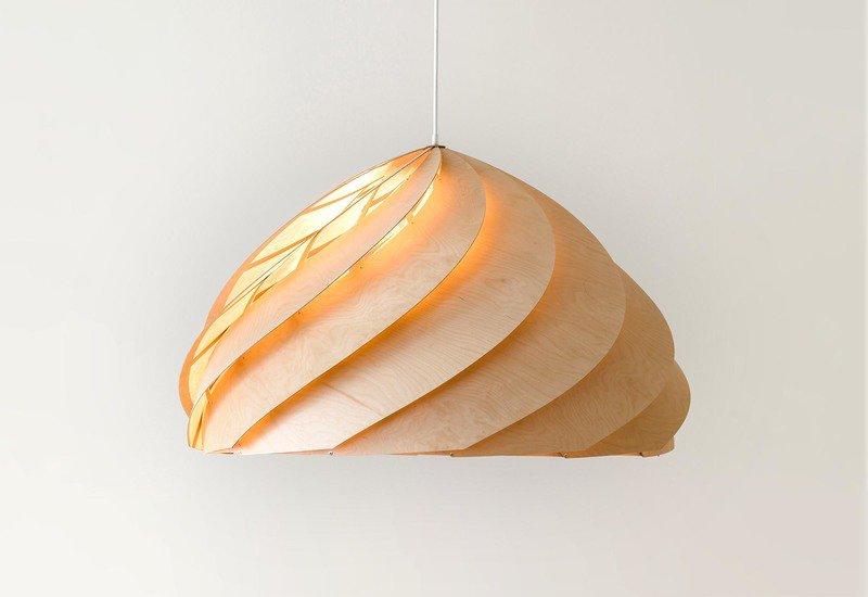 Nautilus ceiling lamp jaanus orgusaar treniq 1