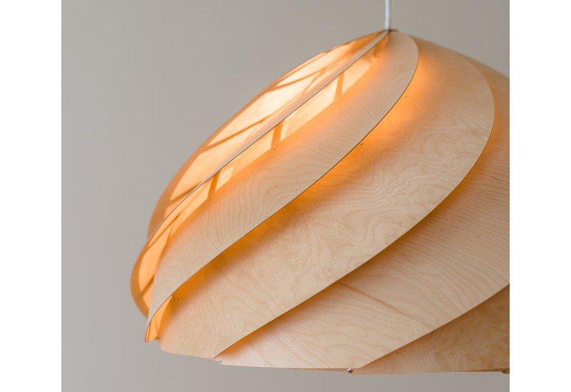 Nautilus ceiling lamp jaanus orgusaar treniq 2