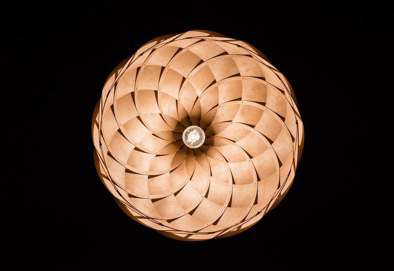 Nautilus ceiling lamp jaanus orgusaar treniq 5