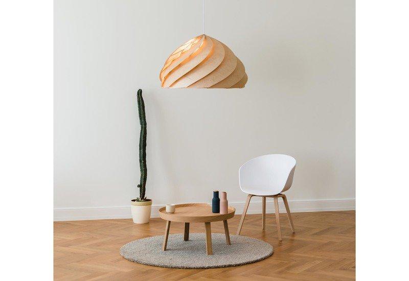 Nautilus ceiling lamp jaanus orgusaar treniq 6
