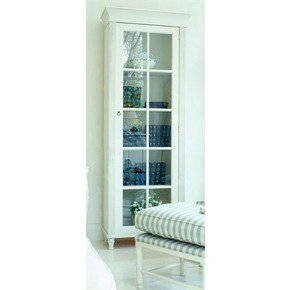 Kristain Single Cabinet - Gustavian - Treniq