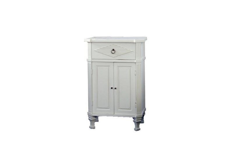 Kristane bedside cabinet gustavian treniq 1