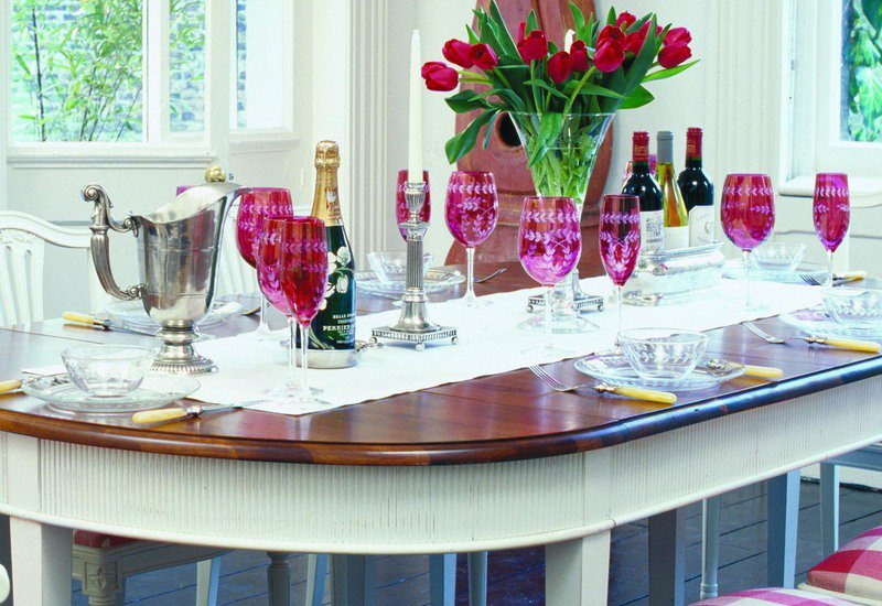 Kristane oval table gustavian treniq 3