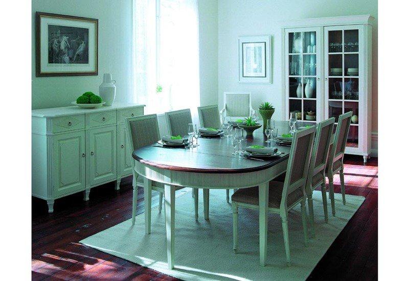 Kristane oval table gustavian treniq 4