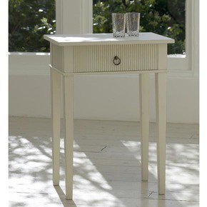 Kristane Rectangular Side Table  - Gustavian - Treniq