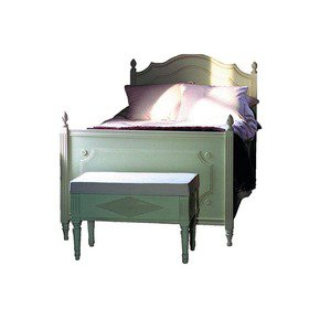 Kristane Single Bed  - Gustavian - Treniq