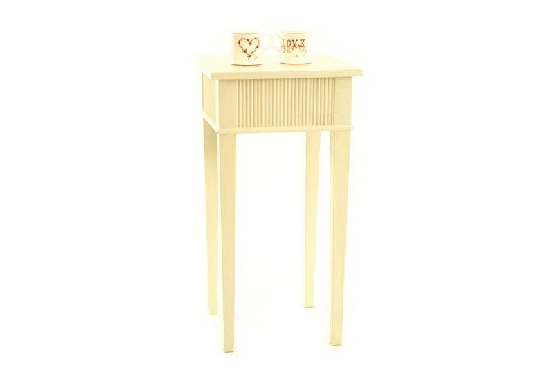 Kristane squar side table gustavian treniq 1