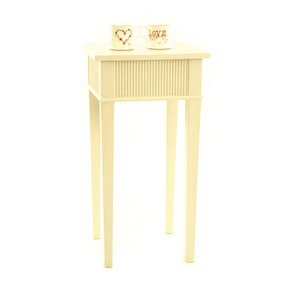Kristane Squar Side Table - Gustavian - Treniq