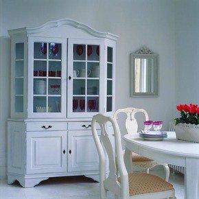 Rococo Cabinet - Gustavian - Treniq
