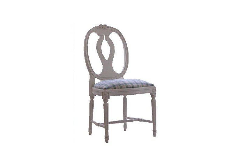 Rose chair gustavian treniq 1