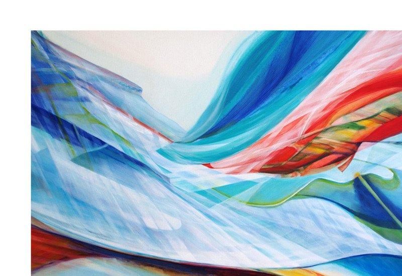 Glacier bay painting deborah bigeleisen treniq 2
