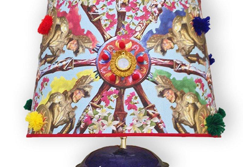 Anfora alta table lamp sicily home collection treniq 4
