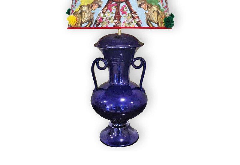 Anfora alta table lamp sicily home collection treniq 3