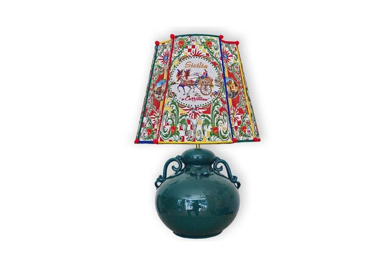 Anfora panciuta table lamp 1 sicily home collection treniq 1