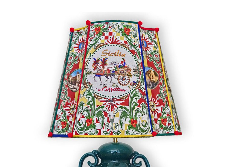 Anfora panciuta table lamp 1 sicily home collection treniq 2