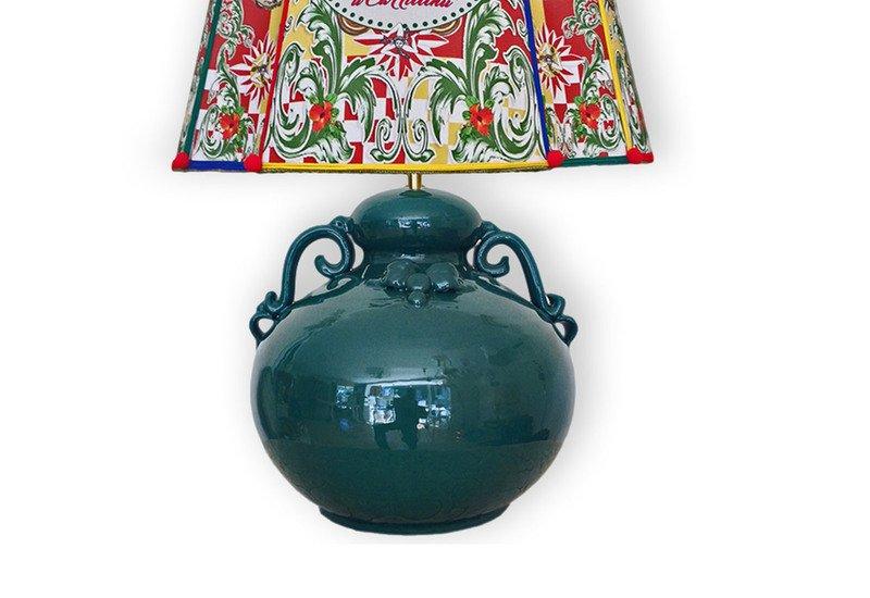 Anfora panciuta table lamp 1 sicily home collection treniq 3