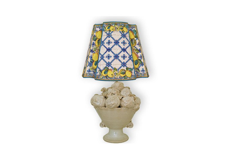 Cesto di melograni table lamp sicily home collection treniq 1