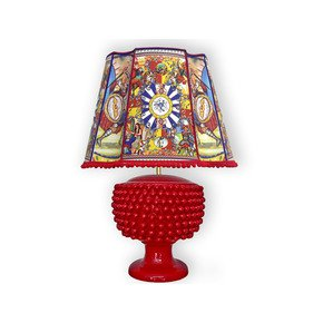Mezza Pigna Table Lamp 2 - Sicily Home Collection - Treniq
