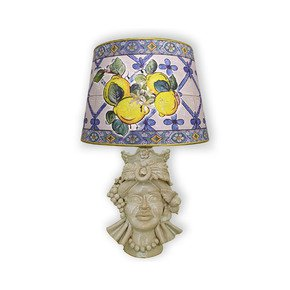 Moro Siciliano Table Lamp 1 - Sicily Home Collection - Treniq