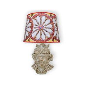 Moro Siciliano Table Lamp 2 - Sicily Home Collection - Treniq