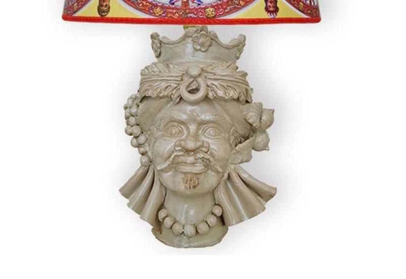 Moro siciliano table lamp 2 sicily home collection treniq 3
