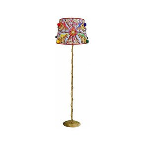 Rota Paladina Floor Lamp - Sicily Home Collection - Treniq
