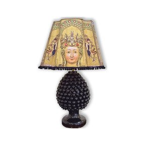 Sant Agata Catania Table Lamp - Sicily Home Collection - Treniq