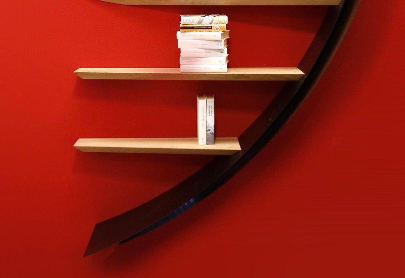 Biliko bookcase forme di sophia treniq 3