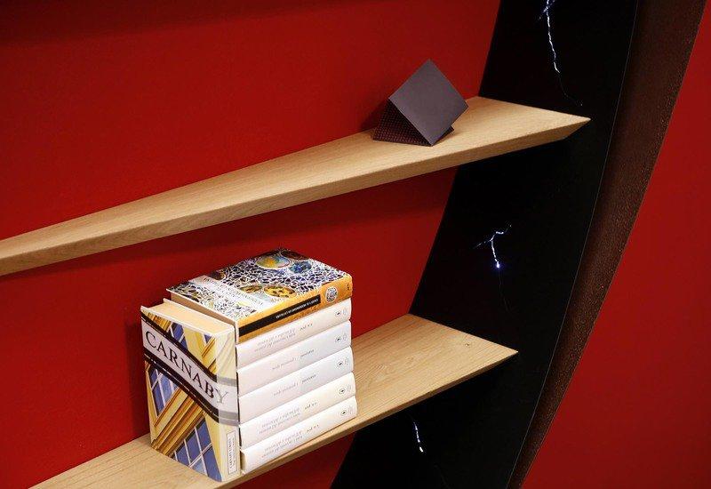 Biliko bookcase forme di sophia treniq 5