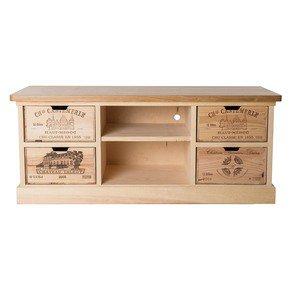 TV Cabinets - Bois Rustique - Treniq