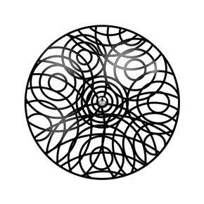 Crop Circle Chandelier - Thomas de Lussac - Treniq